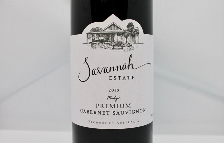 2018 Mudgee Premium Cabernet Sauvignon