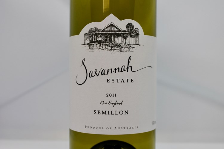 2011 New England Semillon