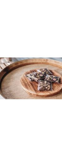 Dark chocolate mini bar