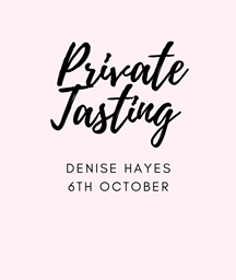 """""""Cheers, From Us, To You""""   DENISE HAYES WEDNESDAY 6TH OCTOBER"""