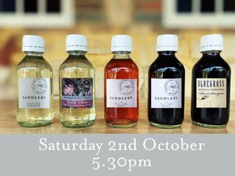 Mixed - Saturday 2nd October 5.30pm