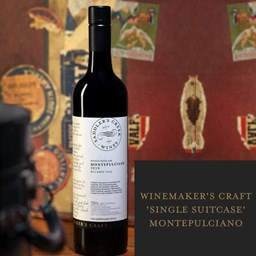 Winemaker's Craft 'Single Suitcase' Montepulciano CE$198 (RRP $264) 6 PACK