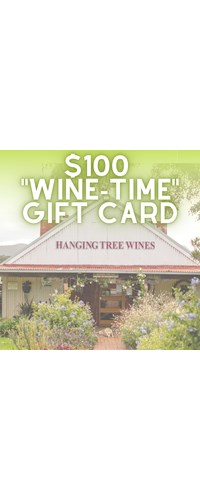 """$100 """"Wine Time"""" Giftcard"""