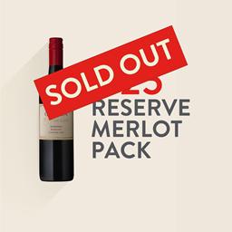 G25 Reserve Merlot Pack