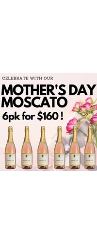 Mother's Day 6pk Moscato Pack