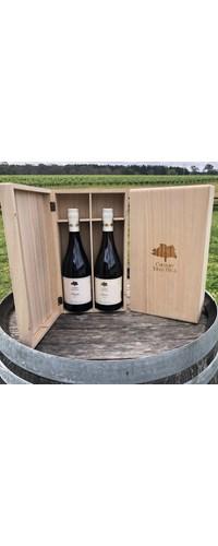Christmas Burgundy Gift Box - Enter code XMAS to save 15%
