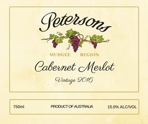 2016 Cabernet Merlot