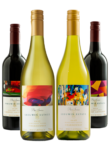 Halliday Wine Companion mixed Art Series Case