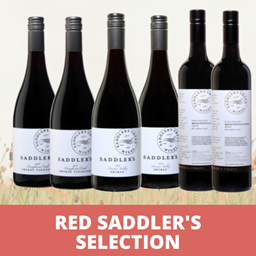 Red Saddler's Selection - $179.00 (RRP $216.00)
