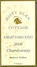 Chardonnay oaked