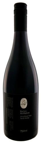 Burton McMahon Georges Pinot Noir