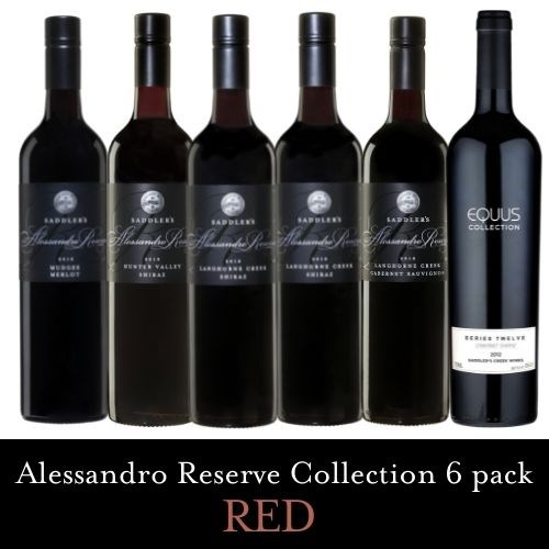 Alessandro Reserve Red Pack - CE$290.00 (RRP $465)