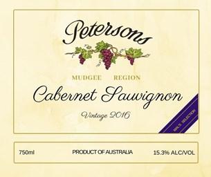 2016 Mal's Selection - Mudgee Cabernet Sauvignon