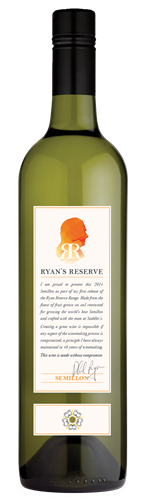 Ryan's Reserve Semillon