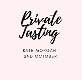 """""""Cheers, From Us, To You""""  KATE MORGAN 2ND OCTOBER"""