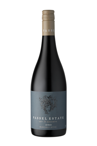 2016 Passel Estate Lot 71 Reserve Syrah