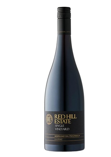 Single Vineyard Shiraz
