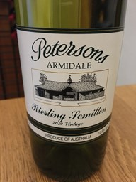 2019 Armidale Riesling/Semillon