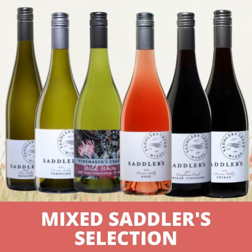 Mixed Saddler's Selection - $159.00 (RRP $192.00)