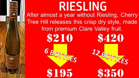 Riesling (Dry) Case Special
