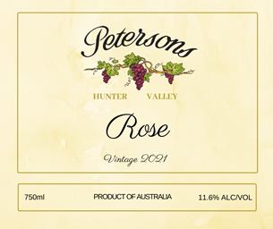 2021 Rose