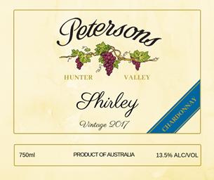 2018 Shirley Chardonnay