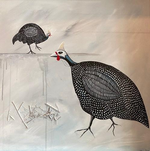 Guinea Fowl 4