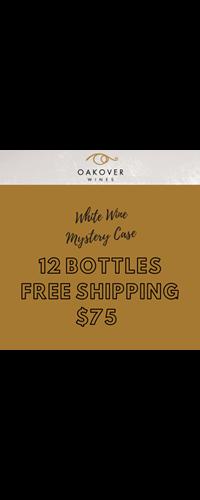 $75 White Wine Mystery Case
