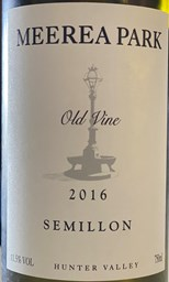 Old-Vine Semillon