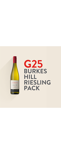 G25 Burkes Hill Riesling Pack