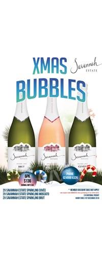 Xmas Bubbles Pack