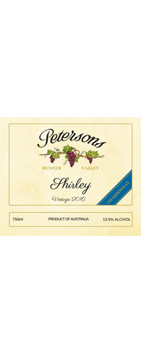 2016 Shirley Chardonnay