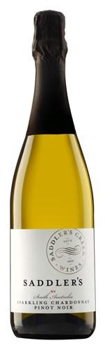 Saddler's Sparkling Chardonnay Pinot Noir NV