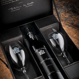 Riedel Glassware Gift Box with 2017 Keyneton Euphonium