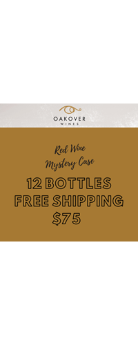 $75 Red Wine Mystery Case