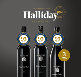 2022 Halliday Wine Companion - 95 Point Wines