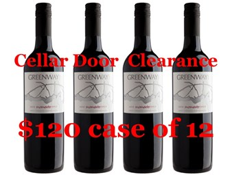 Merlot 2010 - CASE PRICE - cellar door clearance