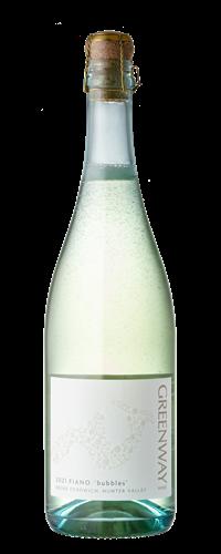 'bubbles' Sparkling Fiano